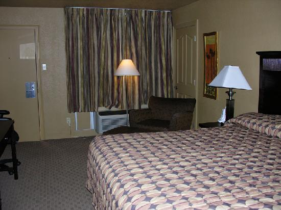 Fortune Inn & Suites : Clean, comfortable rooms