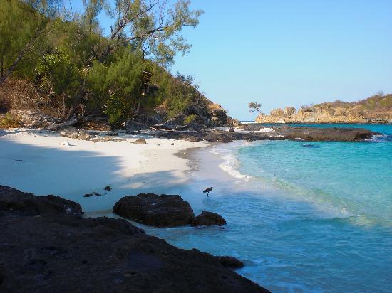 Nosy Mitsio, Madagascar: Una caletta
