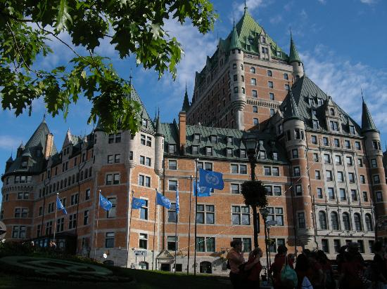 Old Quebec: Chateau Frontenac