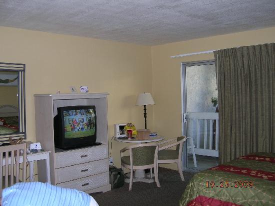 Dana Point Marina Inn: Standard quest room
