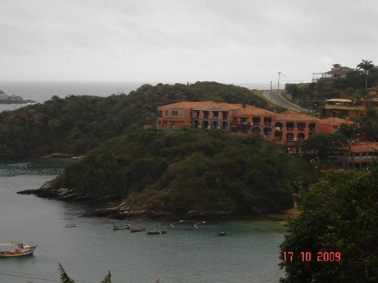 Hotel Ville La Plage: Vista desde la habitación