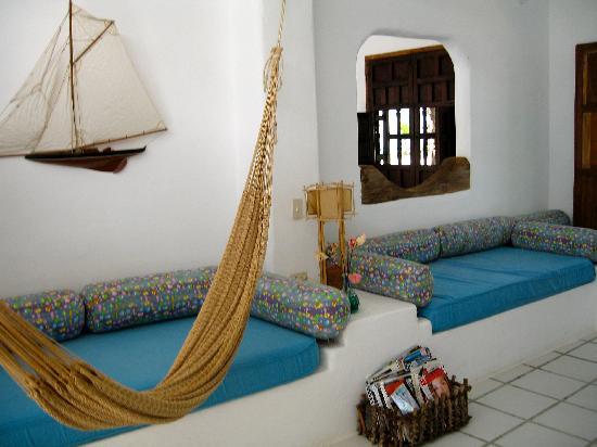 Posada La Terraza: lounge area 2