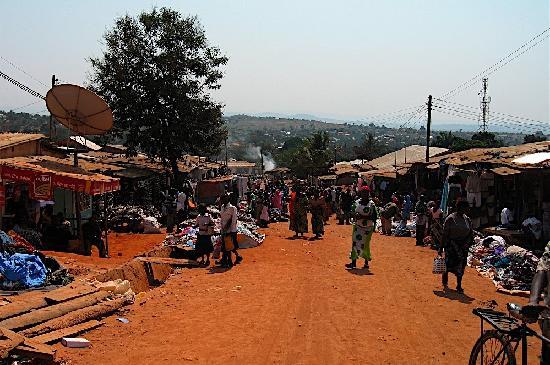 Market in Kigoma