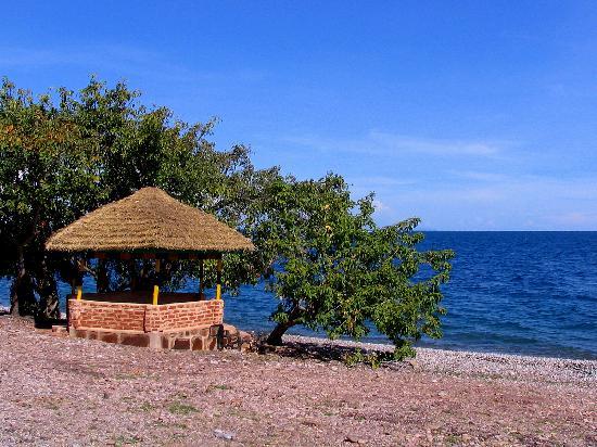 Kigoma, Tanzania: Amani Beach