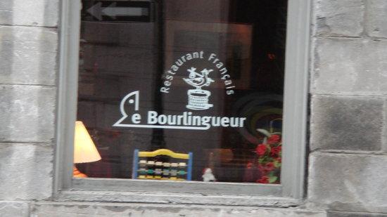 Restaurant Le Bourlingueur