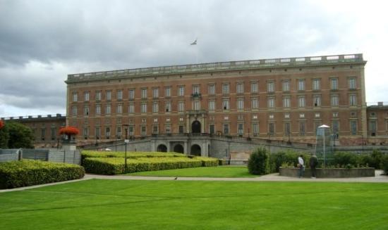 Parliament Building (Riksdagshuset): Parliament House