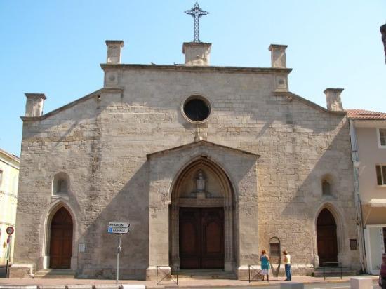 La catedral de Nuestra señora de  Nazarety de todos los Santos de Orange.