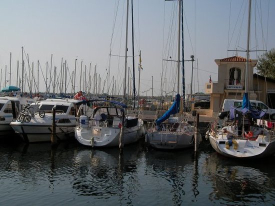 Restaurants in Marseillan