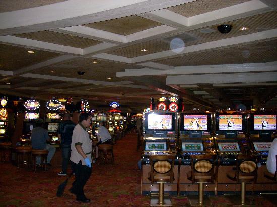 Las Vegas Treasure Island Inside