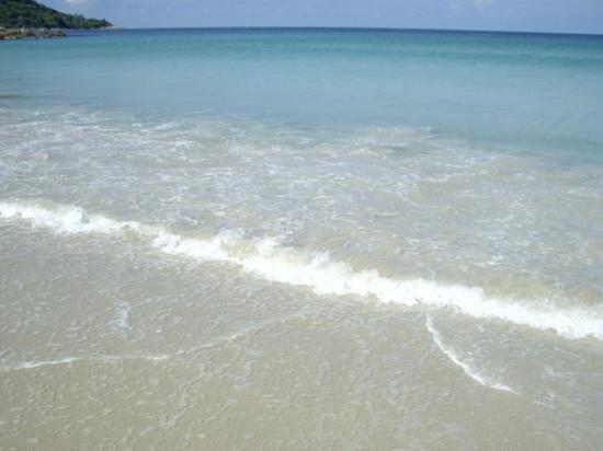 Kata Beach : Sandstrand pur