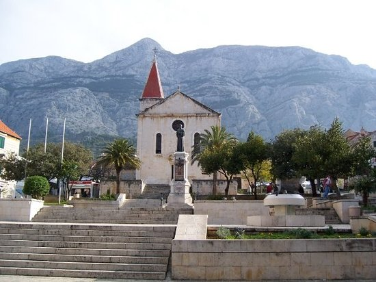 ‪St. Mark's Church -- Makarska‬