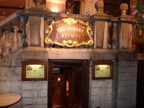 T Kelderke Brussels Restaurant Reviews Phone Number