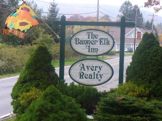 The Banner Elk Inn, B&B and Cottages: Bed and Breakfast