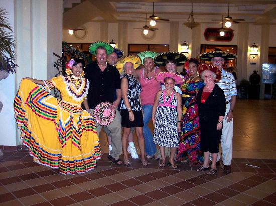 Hotel Riu Vallarta: MEXICAN FIESTA NIGHT