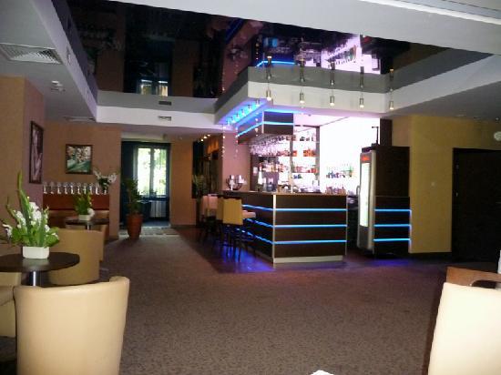 Aviator & Spa Hotel: Bar