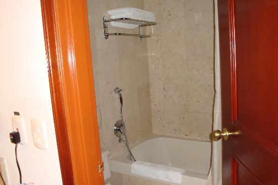 NH Collection Bogota Royal Teleport: Bathroom