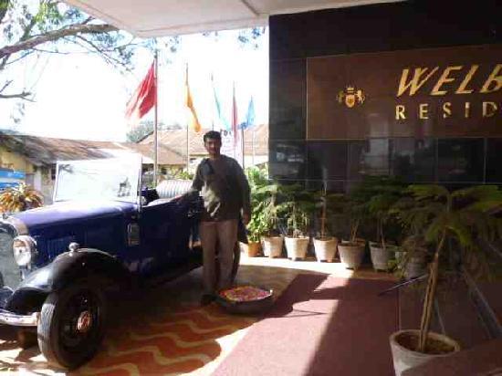Hotel Welbeck Residency: Welbeck Residency - Ooty