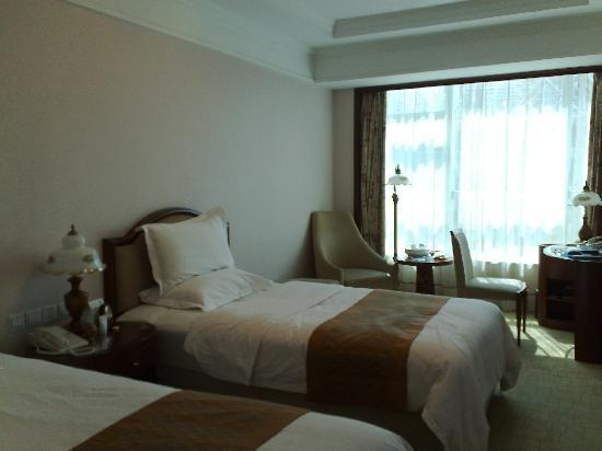 Yeohwa Hotel: Comfortable beds
