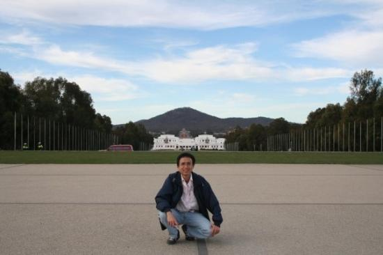 Australia - Canberra: A typical capitol city
