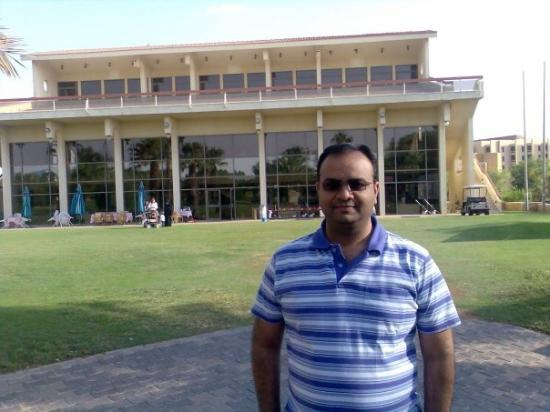 InterContinental Riyadh : Riyadh Intercon Golf Club