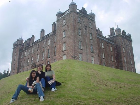 Drumlanrig Castle: Dumfries, UK 2004