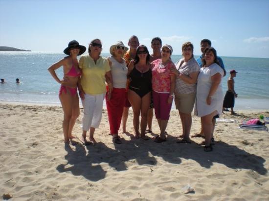 Пляж и девочки и секс