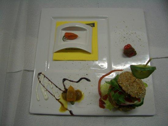 Devil's Kitchen: mini burger
