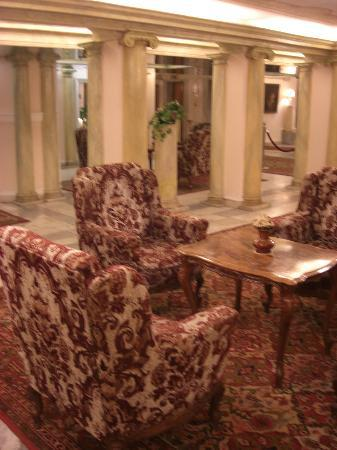 Club 27 Hotel: Hotel, Lobby