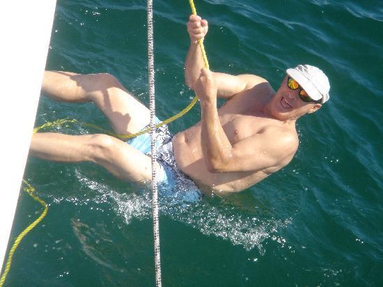 Tropical Sailing: Plenty of fun water time