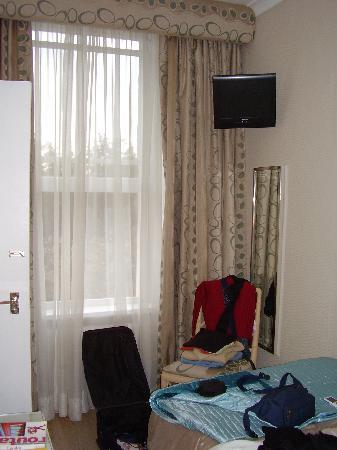 Amsterdam Hotel: camera singola