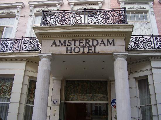 Amsterdam Hotel: facciata