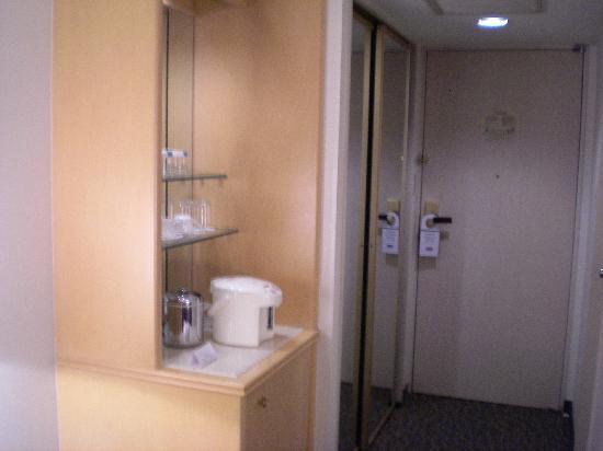 โรงแรมนาริตะ โทบุ แอร์พอร์ต: Bathroom