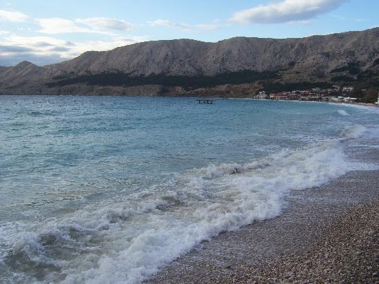 Corinthia Baska Hotel: Strand