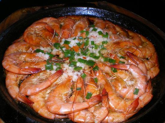 The Grandma's Restaurant (Wai Po Jia): Garlic Prawns