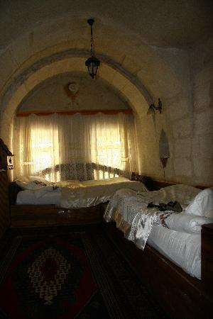 Gamirasu Cave Hotel: the 2nd bedroom of my suite