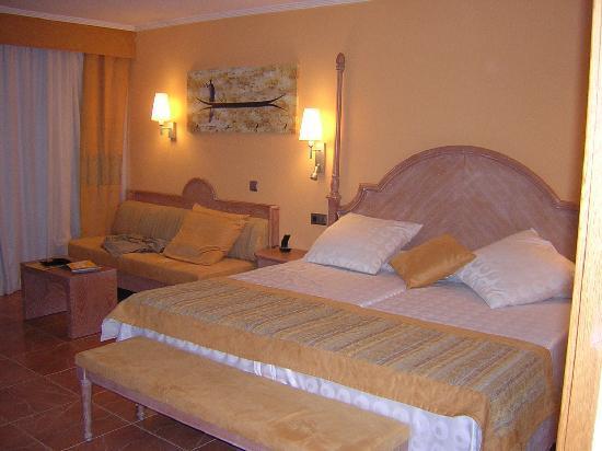 Iberostar Suites Hotel Jardín del Sol: Et que la nuit tombe