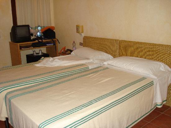 Hotel Mare Pineta : la camera