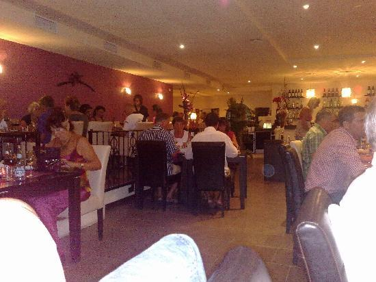 El Gusto: lovely restaurant