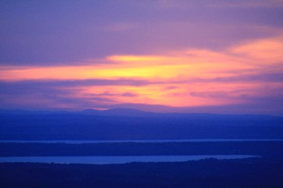 DownEast and Acadia Maine, Μέιν: Are these colors for real?