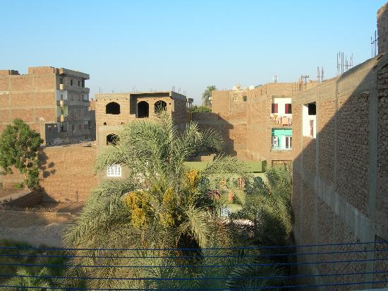 Mara House: View from Room 8