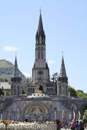 ‪Sanctuary of Our Lady of Lourdes‬