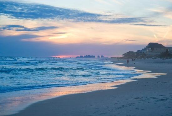 Pretty Water Picture Of Crystal Sands Beach Destin