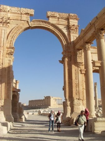 The Monumental Arch