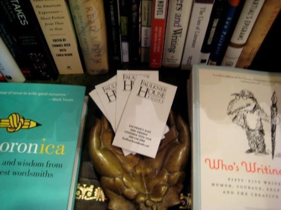Faulkner House Books: #21 At the Faulkner House...