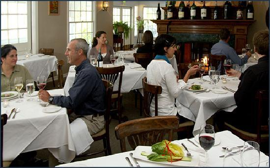 The Gathering Table Restaurant: The dining room