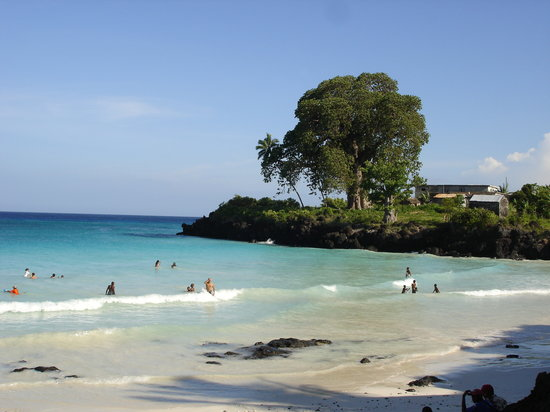 Grande Comore, Comoros: plage de chomoni(grand comore)