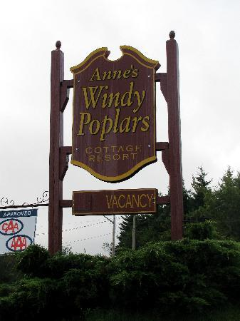 Anne's Windy Poplars: We've Arrived!
