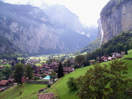 Chalet Fontana: Lauterbrunnen valley