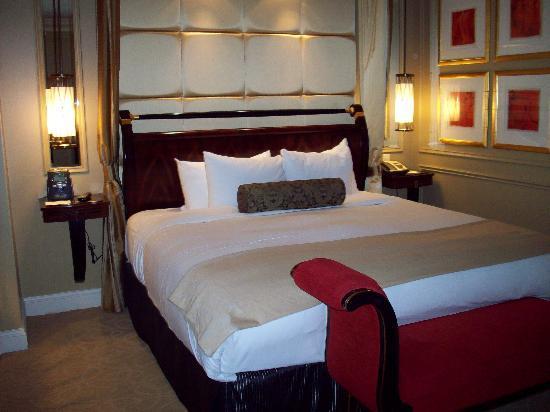 โรงแรมเวเนเชียน รีสอร์ท คาสิโน: Suite Picture