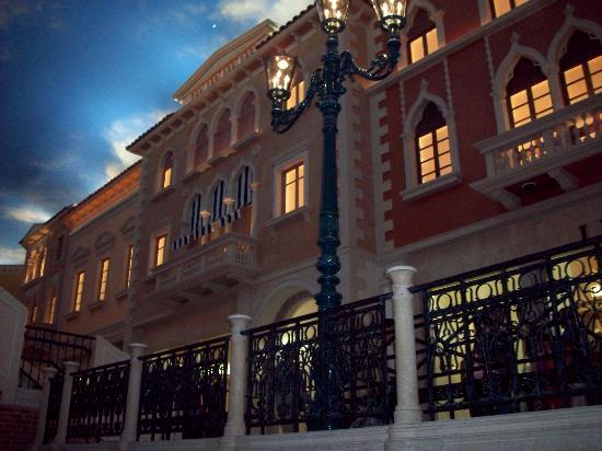 โรงแรมเวเนเชียน รีสอร์ท คาสิโน: Shopping Area